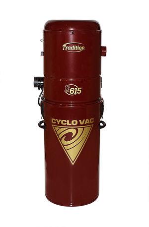 Cyclovac centralenhet E615